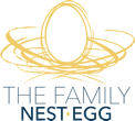 The Family Nest Egg Logo
